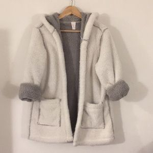 xhilaration cozy robe